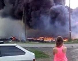 Xuất hiện video mới gây sốc về vụ rơi máy bay MH17 ở đông Ukraine