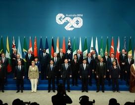 Hội nghị G20: Gác lại bất đồng vì mục tiêu kinh tế