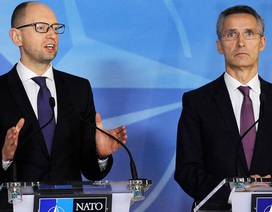 Ukraine cần tổ chức trưng cầu dân ý về vấn đề gia nhập NATO