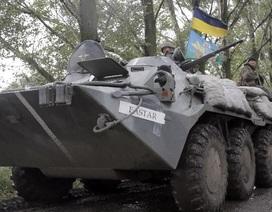 Các bên ở Ukraine nhất trí ngừng bắn từ ngày 9/12