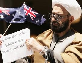 """Thủ tướng Úc nói kẻ bắt cóc """"bất ổn về tinh thần"""", Iran lên án vụ bắt cóc"""