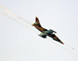 IS bắn hạ chiến đấu cơ liên quân, bắt giữ phi công Jordan