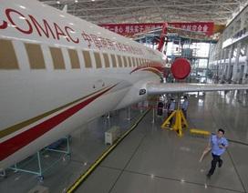 Trung Quốc đạt bước tiến mới trong chế tạo máy bay phản lực