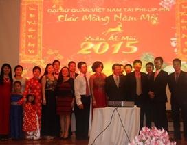 Người Việt tại Philippines chào đón xuân Ất Mùi