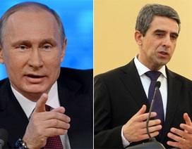 """Bulgaria """"phản pháo"""" Nga về dự án """"Dòng chảy phương Nam"""""""