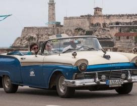 Mỹ nới lỏng cấm vận thương mại và đi lại với Cuba
