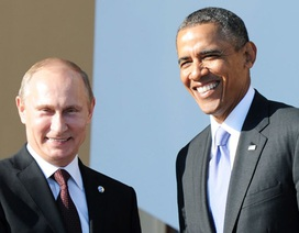 Putin gửi thư chúc mừng năm mới cho Obama