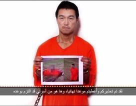 """IS tung video """"hành quyết con tin Nhật"""""""