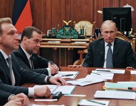 """Tiết lộ thu nhập """"khiêm tốn"""" của Tổng thống Nga Putin"""