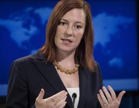 Mỹ mạnh mẽ chỉ trích các hành động của Trung Quốc ở Biển Đông