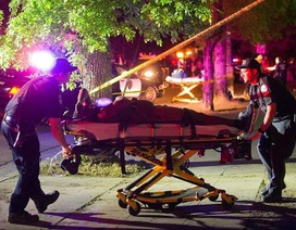 Nổ súng tại California, 3 người chết, 4 người bị thương
