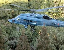 Trực thăng quân sự Nhật gặp nạn, 3 người chết