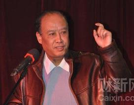Trung Quốc bắt cựu Tư lệnh Quân khu Chiết Giang