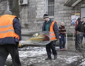 Hai dân thường thiệt mạng tại đông Ukraine bất chấp lệnh ngừng bắn