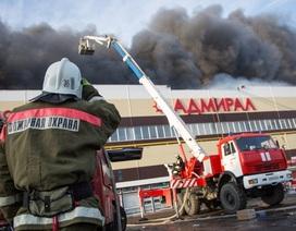 Vụ cháy chợ có đông người Việt làm ăn ở Nga: 13 người đã thiệt mạng