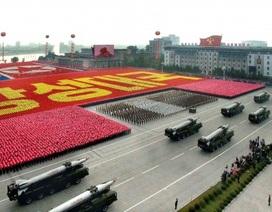 Triều Tiên công bố thời điểm tổ chức diễu binh quy mô lớn