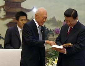 Lý Quang Diệu và ảnh hưởng đối với Trung Quốc