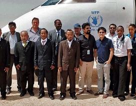 4 con tin Thái bị bắt giữ suốt 5 năm được phóng thích tại Somali