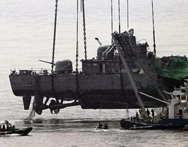 """Triều Tiên """"không xin lỗi"""" vụ đắm tàu chiến của Hàn Quốc"""