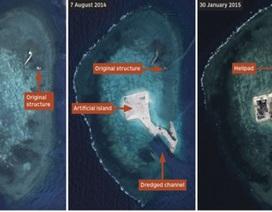 Chuyên gia CSIS nói về hoạt động cải tạo rầm rộ của Trung Quốc ở Biển Đông