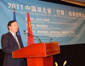 Nhà ngoại giao Trung Quốc tại Pháp bị điều tra tội nhận hối lộ