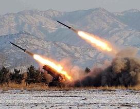 """Triều Tiên tuyên bố có thể khai hỏa tên lửa hạt nhân """"bất kỳ lúc nào"""""""