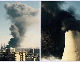Trung Quốc: Nổ gây hỏa hoạn nghiêm trọng tại nhà máy điện ở Bắc Kinh