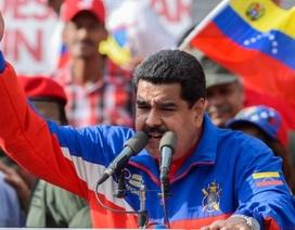 Venezuela công bố các biện pháp trừng phạt Mỹ