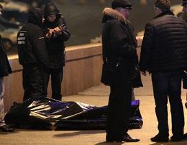 Quay được khoảnh khắc cựu Phó thủ tướng Nga bị sát hại