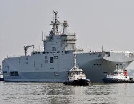 Tổng thống Pháp cam kết hoàn tiền cho Nga nếu thương vụ Mistral đổ bể