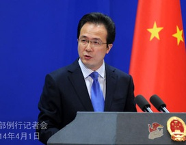 Trung Quốc lại biện bạch về các hành động ở Biển Đông