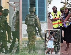 Kinh hoàng vụ thảm sát tại trường đại học ở Kenya, 147 người chết