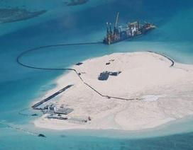 """Philippines """"tố"""" Trung Quốc xây đảo nhân tạo tàn phá môi trường ở Biển Đông"""