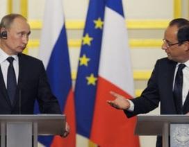 Pháp, Nga sẽ hủy hợp đồng tàu chiến Mistral?