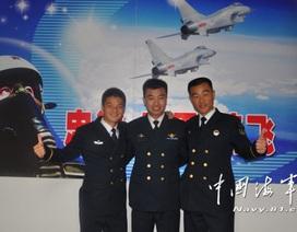 Máy bay hải quân Trung Quốc gặp nạn, 2 phi công thiệt mạng