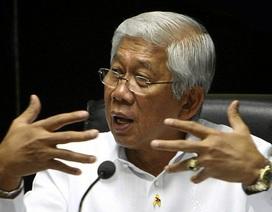 Philippines muốn Mỹ cam kết mạnh mẽ hơn trong tranh chấp Biển Đông