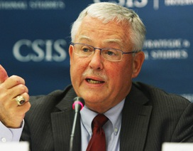 GS Thayer nói về nguy cơ Trung Quốc dùng đảo nhân tạo cho mục đích quân sự