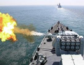 Trung Quốc, Nga lần đầu tập trận chung trên Địa Trung Hải