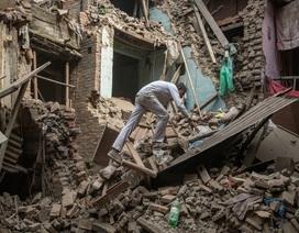 """""""1.000 người châu Âu mất tích tại Nepal do động đất"""""""