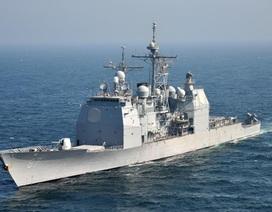 Hải quân Mỹ có thể quay lại căn cứ Vịnh Subic của Philippines