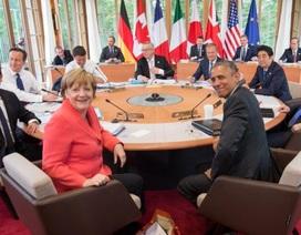 G7 mạnh mẽ phản đối đơn phương thay đổi nguyên trạng trên biển