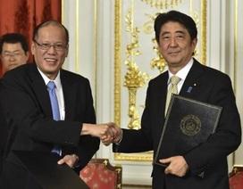 Philippines có thể cho phép Nhật dùng các căn cứ quân sự đối phó Trung Quốc