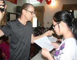 Thăm lớp học tiếng Anh miễn phí của cựu binh Mỹ