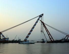 Trung Quốc: Tàu chở 440 người bị chìm trên sông Trường Giang