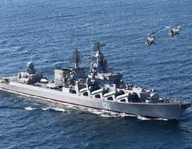 Hải quân Nga tăng cường sức mạnh cho lực lượng ở Địa Trung Hải