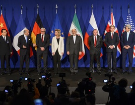 Iran và Nhóm P5+1 đạt thỏa thuận hạt nhân lịch sử
