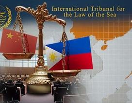 Tòa trọng tài Liên hợp quốc bắt đầu xử vụ Philippines kiện Trung Quốc