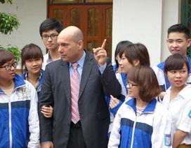 Phó Tham tán Văn hóa Mỹ: Việt Nam cần đẩy mạnh dạy và học tiếng Anh