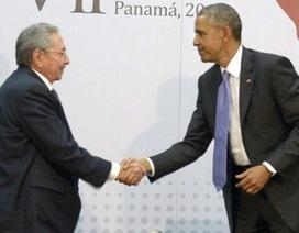Bước ngoặt lịch sử trong quan hệ Mỹ - Cuba