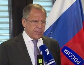 Nga muốn Mỹ bỏ hệ thống phòng thủ tên lửa châu Âu sau thỏa thuận Iran
